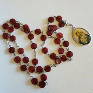 St ANTHONY Pray for us Rosary
